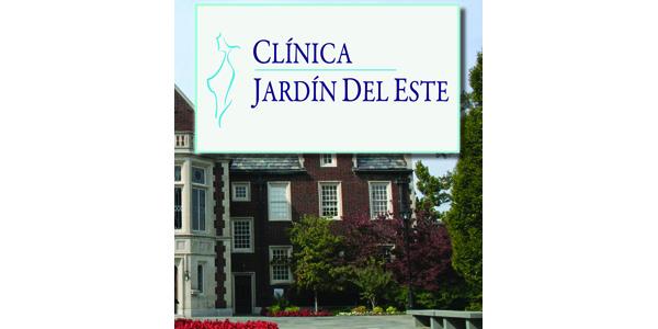 Portada Clínica Jardín del Este, Editorial Catalonia (c)