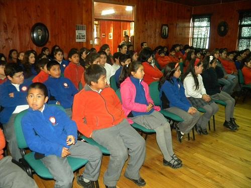 Quemchi celebró el Día Internacional del Libro