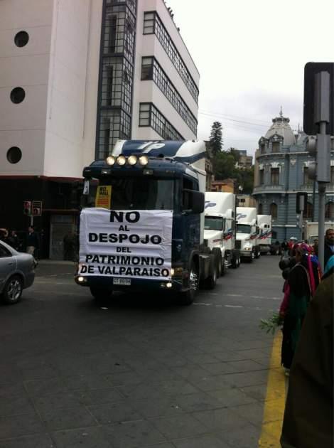 Salvemos Valparaíso | @salvemosvalpo