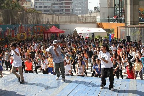 Street dance Santiago