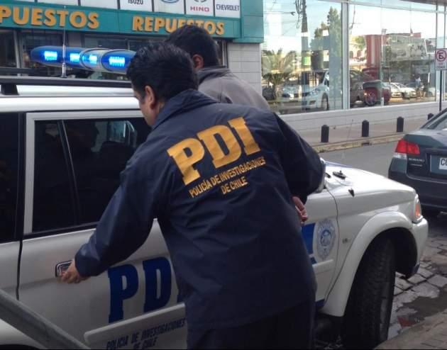 PDI de Concepción (RRPP)