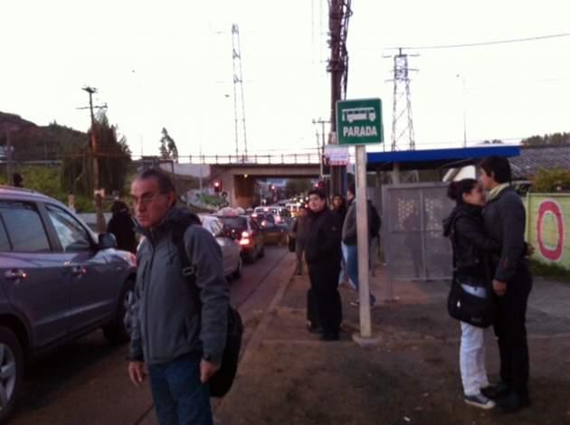 Paraderos en Barrio Norte | Pedro Cid (RBB)