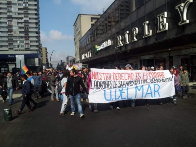 Marcha Temuco | Andrés Pino (RBB)