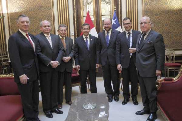 Presidencia de la República de Perú (cc)