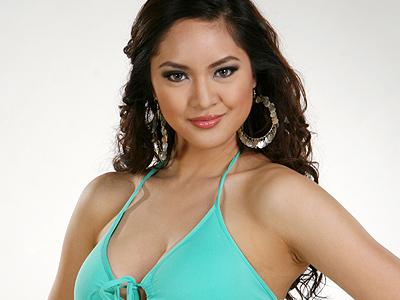 Riza Santos (la real ganadora) | Miss Universo Canadá