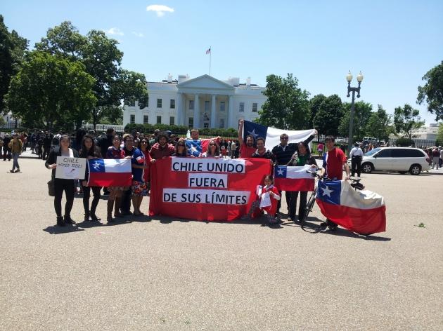 HAZ TU VOTO VOLAR DESDE EEUU-WASHINGTON DC. | NICOLE DUFFAU VALDES