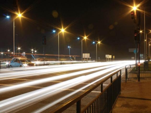 Carretera Costanera sector Aurora de Chile | Bryan Caro San Martin
