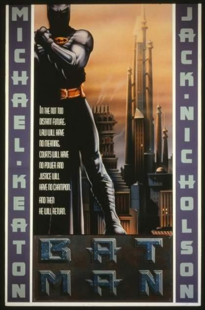 Batman por Brian D Fox  daybees.com