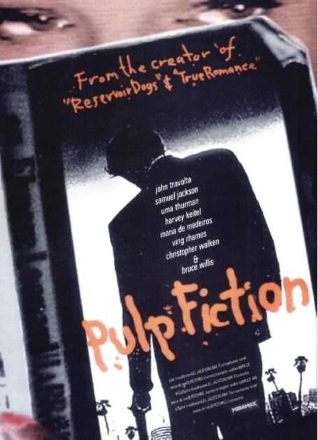 Pulp Fiction por James Verdesoto and Vivek Mathur   daybees.com