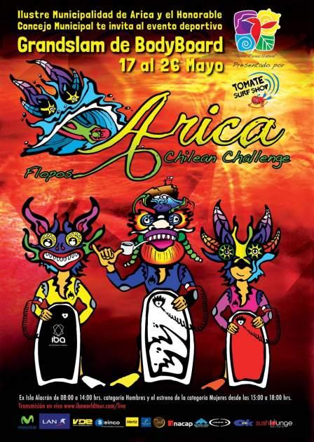 Arica Chilean Challenge 2013