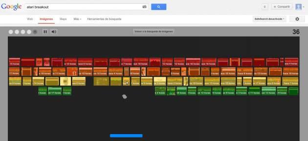 Atari Breakout | Google