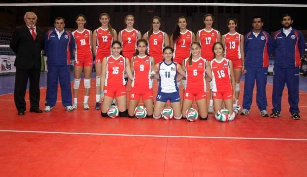 Chile Copa Panamericana U18