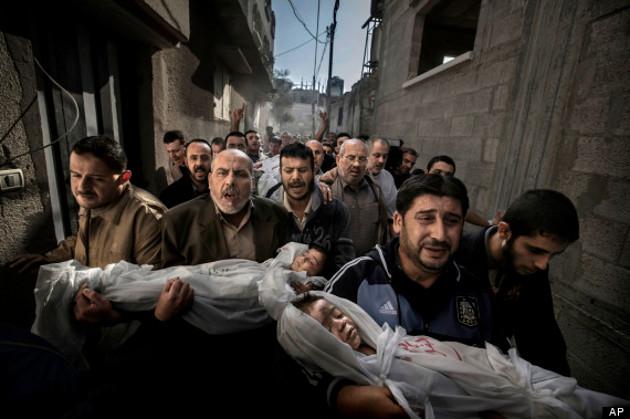 Gaza Burial | Paul Hansenq