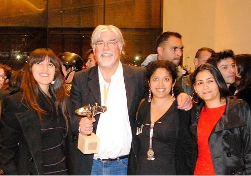 José Bengoa y estudiantes