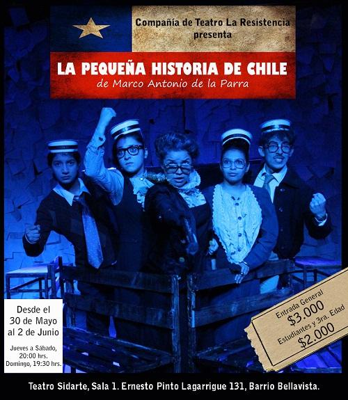 La Pequeña Historia de Chile