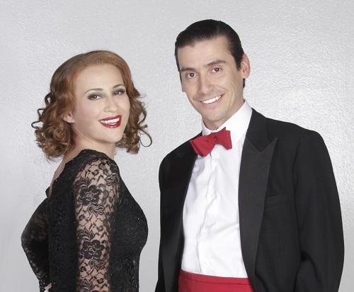 Sigrid Alegría y �lvaro Espinoza en Chicago