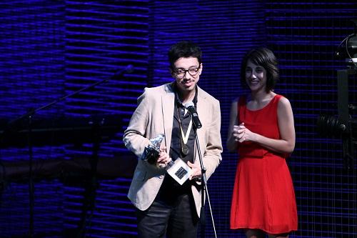 Premio a Rodrigo Bazaes