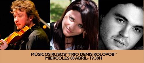 Trio Denis Kolob