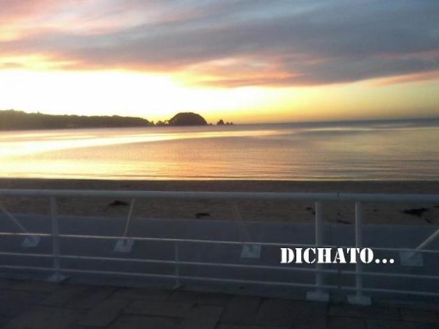 Atardecer en Dichato | Jose Toro
