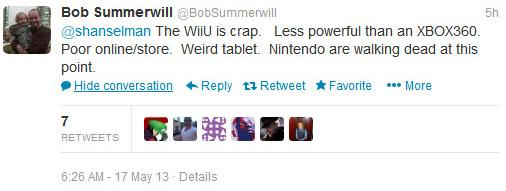 Bob Summerwill   @bobsummerwill