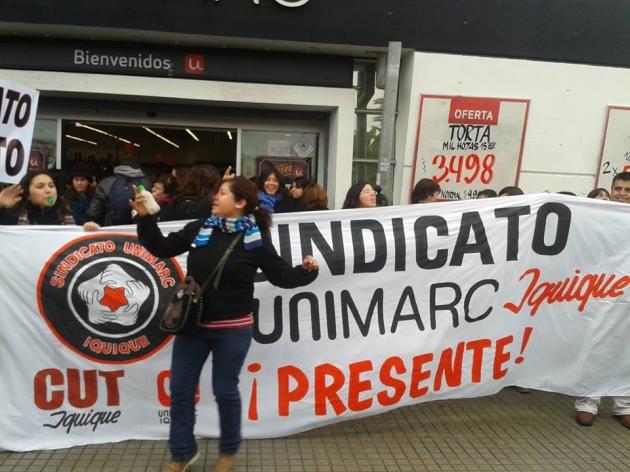 Huelga | Claudia Codoceo