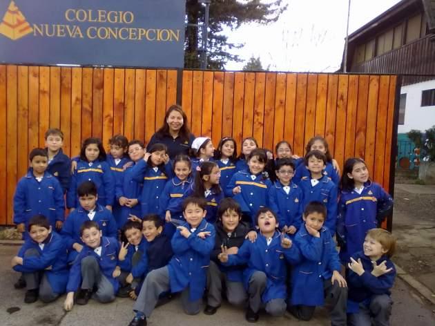 Colegio Nueva Concepción Temuco| Rodrigo Aguilera (RBB)