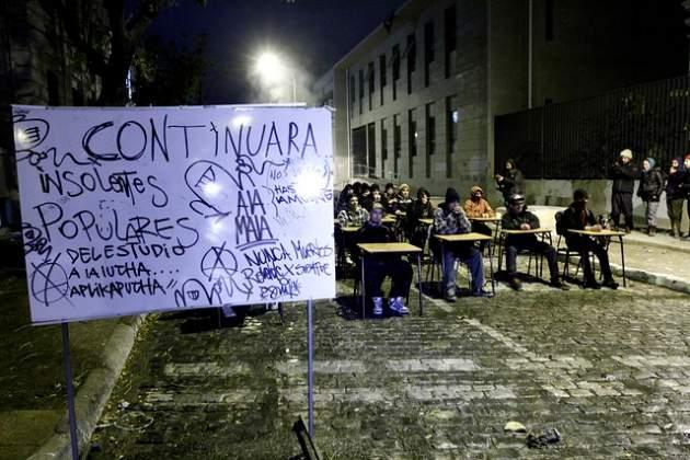 Liceo de Aplicación | H. Andrade | Agencia UNO