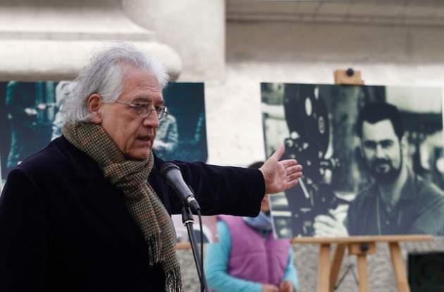 Patricio Guzmán | Pedro Cerda | Agencia UNO