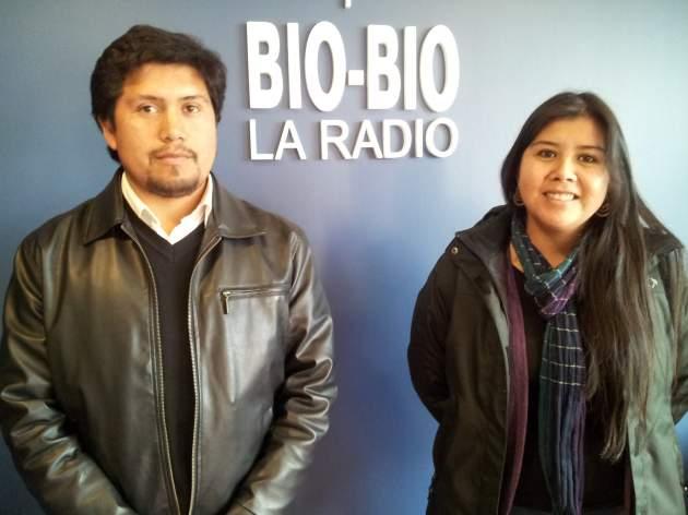 Luis Penchuleo e Isabel Cañet | Andrés Pino (RBB)