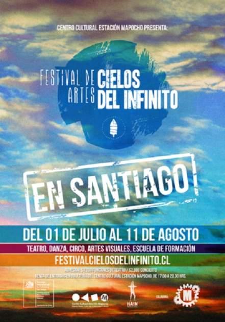 CIELOS 2013 EN SANTIAGO