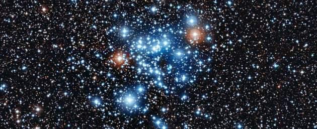 Cúmulo estelar NGC 3766 | ESO