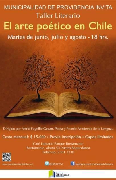 El arte poético en Chile