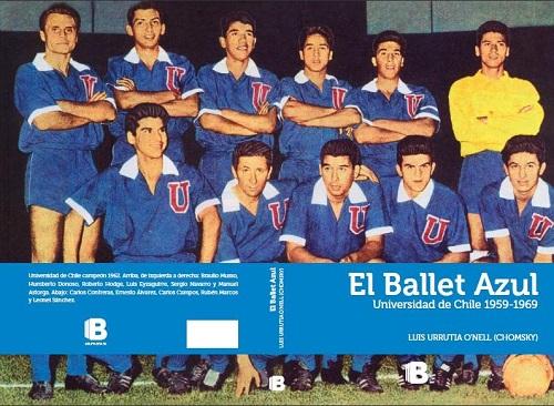 Portada El Ballet Azul