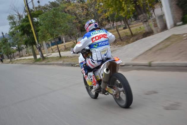 Prensa Chaleco López