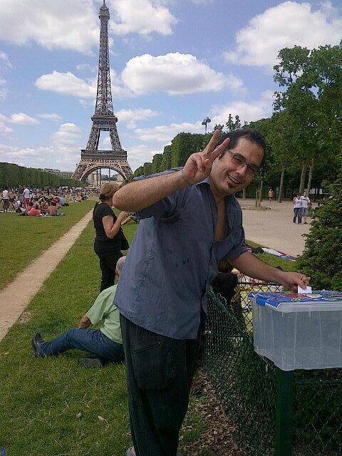 París, Francia | Rodrigo Olavarría