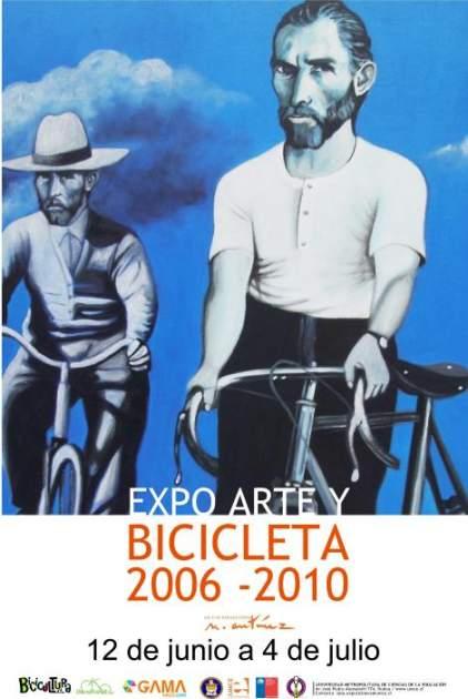 Afiche bicicleta 12 de junio