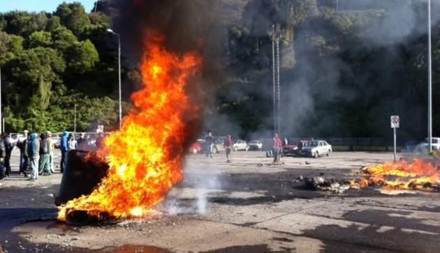 Manifestación de pescadores  | Pedro Cid (RBB)