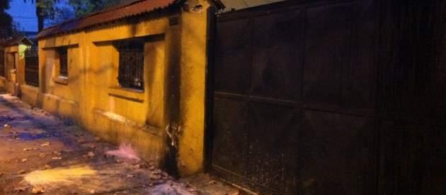 Cuartel OS-9 atacado | Rodrigo Pino (RBB)
