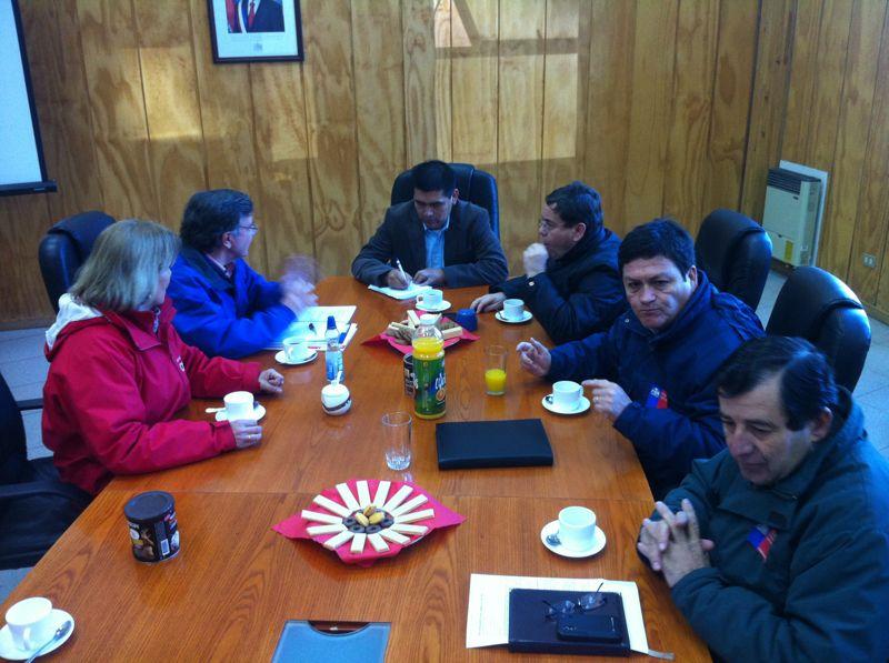 Reunión Ministro Joaquín Lavín | Sergio Osses