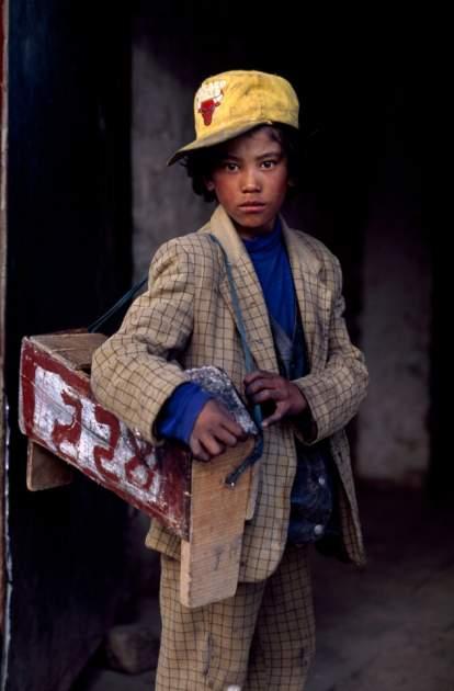 Steve McCurry en Tibet