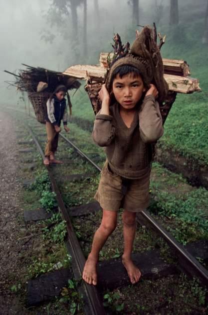 Steve McCurry en Bangladesh