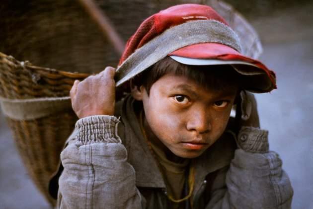 Steve McCurry en Nepal