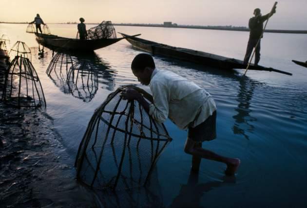 Steve McCurry en Malí
