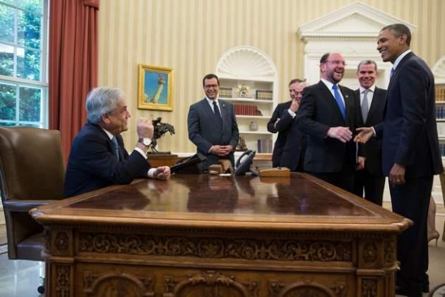 Pete Souza | Official White House Photo (cc)