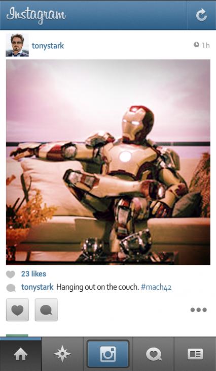 Iron man | www.comediva.com