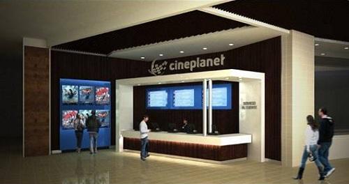 Cineplanet Concepción
