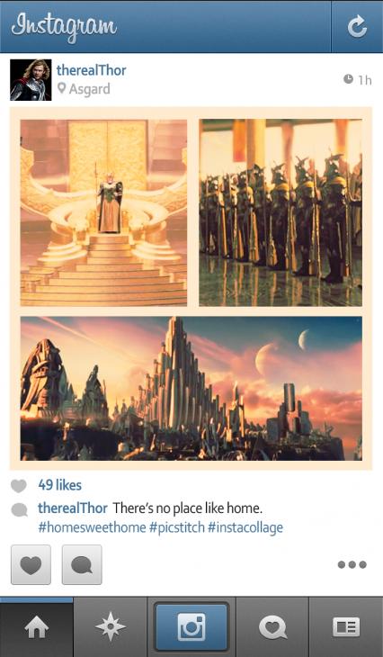 Thor | www.comediva.com