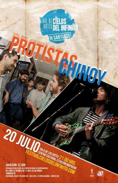 Protistas y Chinoy