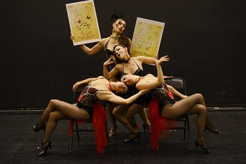 Cabaret Mystique | Crédito Jorge Sánchez