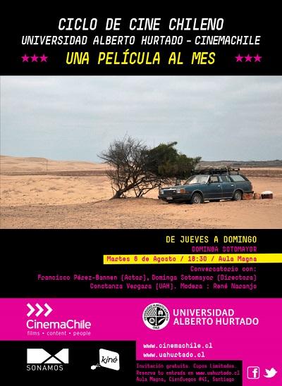 Ciclo de Cine Nacional